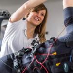 EMS-Training: Fit mit nur einmal Training pro Woche?